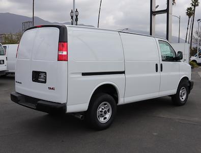 2021 GMC Savana 2500 4x2, Harbor Upfitted Cargo Van #T50572 - photo 5