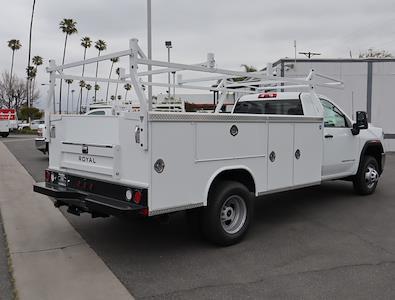 2021 GMC Sierra 3500 Regular Cab 4x2, Royal Truck Body Service Body #T50637 - photo 2