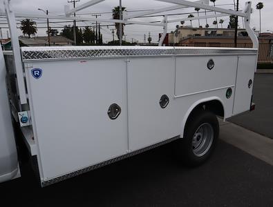 2021 GMC Sierra 3500 Regular Cab 4x2, Royal Truck Body Service Body #T50637 - photo 8