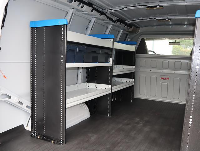 2021 GMC Savana 2500 4x2, Knapheide KVE Upfitted Cargo Van #T50653 - photo 6