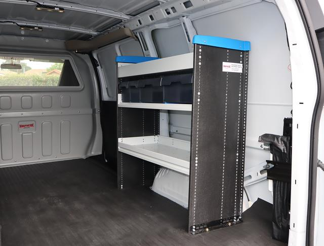 2021 GMC Savana 2500 4x2, Knapheide KVE Upfitted Cargo Van #T50653 - photo 7