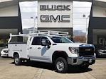 2021 GMC Sierra 2500 Double Cab 4x2, Royal Truck Body Service Body #T50831 - photo 1