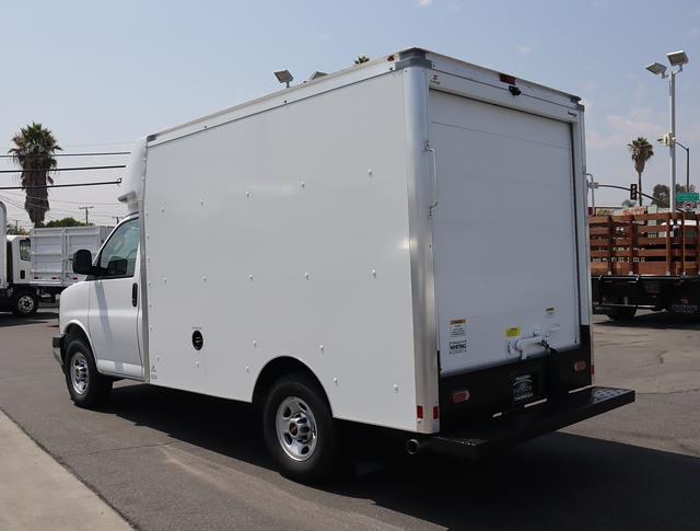 2021 Savana 3500 4x2,  Supreme Spartan Cargo Cutaway Van #T50934 - photo 4