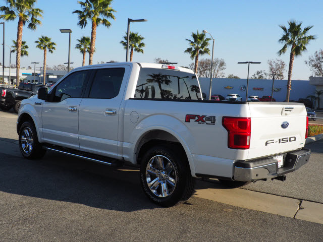 2019 Ford F-150 SuperCrew Cab 4x4, Pickup #11156B - photo 3