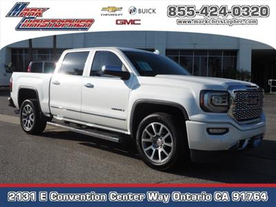 2018 GMC Sierra 1500 Crew Cab 4x2, Pickup #1314 - photo 1