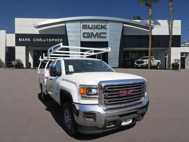 2019 Sierra 2500 Extended Cab 4x2,  Harbor Service Body #23570 - photo 1