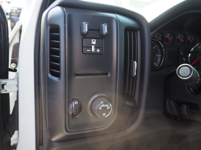 2019 Sierra 2500 Extended Cab 4x2, Harbor TradeMaster Service Body #23570 - photo 9