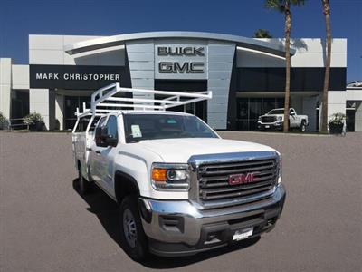 2019 Sierra 2500 Extended Cab 4x2, Harbor TradeMaster Service Body #23570 - photo 1