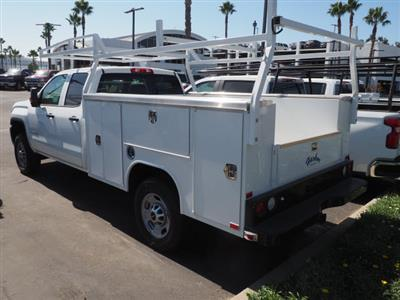 2019 Sierra 2500 Extended Cab 4x2, Harbor TradeMaster Service Body #23570 - photo 2