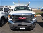 2019 Sierra 2500 Extended Cab 4x2, Harbor TradeMaster Service Body #23570 - photo 3