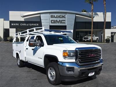 2019 Sierra 2500,  Royal Service Body