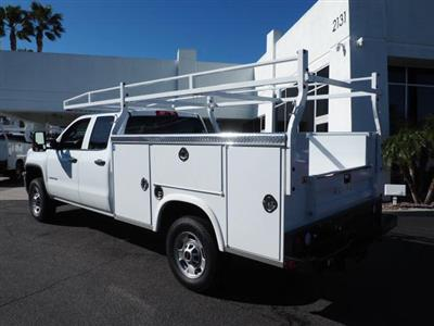 2019 Sierra 2500 Extended Cab 4x2,  Royal Service Body #23573 - photo 2