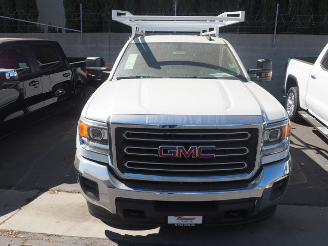 2019 Sierra 2500 Extended Cab 4x2,  Harbor TradeMaster Service Body #23648 - photo 3