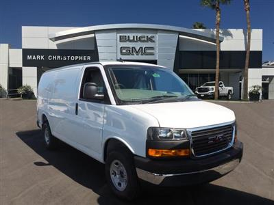 2020 Savana 2500, Empty Cargo Van