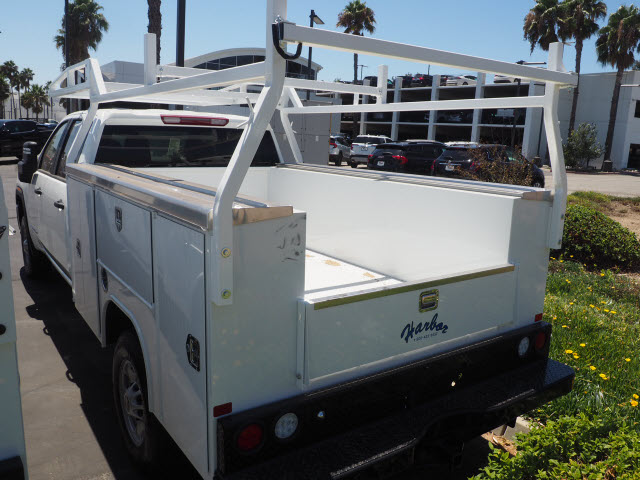 2020 GMC Sierra 2500 Crew Cab 4x2, Harbor Service Body #24039 - photo 1