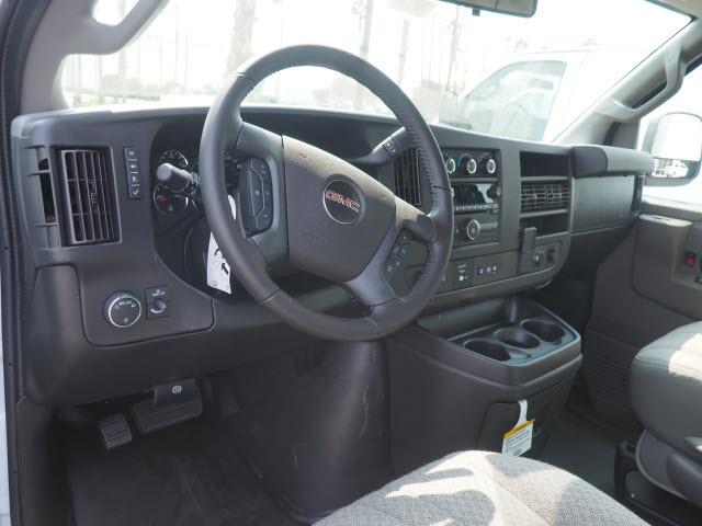 2020 GMC Savana 2500 4x2, Upfitted Cargo Van #24106 - photo 10