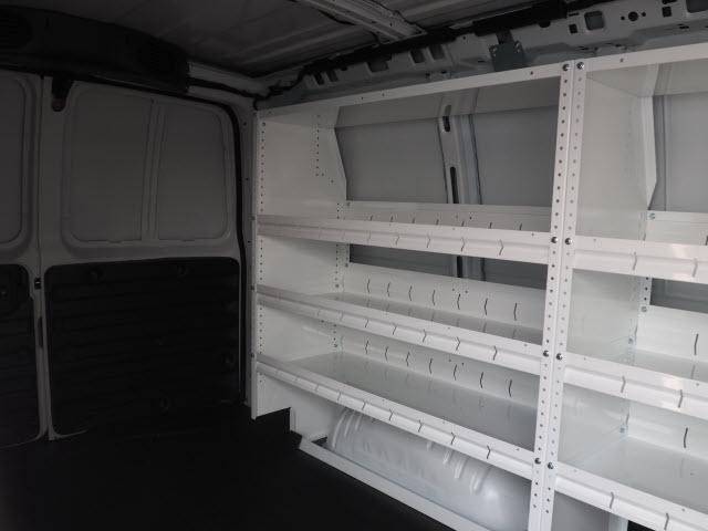 2020 GMC Savana 2500 4x2, Upfitted Cargo Van #24106 - photo 5