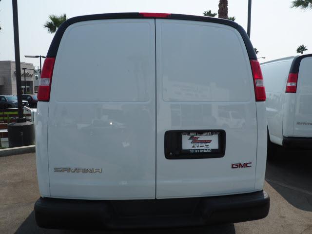 2020 GMC Savana 2500 4x2, Upfitted Cargo Van #24106 - photo 8