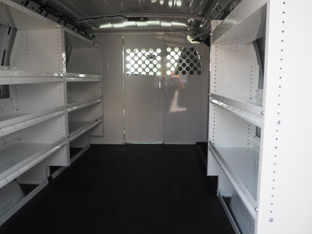 2020 GMC Savana 2500 4x2, Upfitted Cargo Van #24106 - photo 2