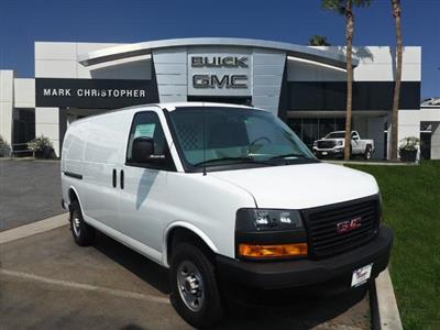 2020 GMC Savana 2500 4x2, Upfitted Cargo Van #24106 - photo 1