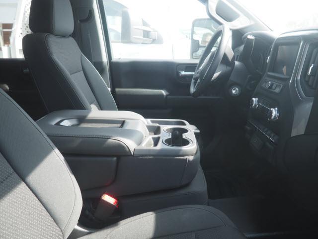 2020 GMC Sierra 2500 Crew Cab 4x2, Harbor Black Boss Stake Bed #24117 - photo 5