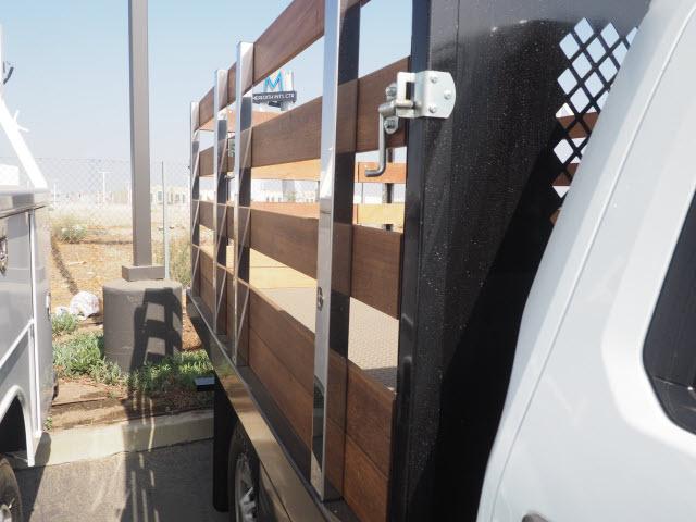 2020 GMC Sierra 2500 Crew Cab 4x2, Harbor Black Boss Stake Bed #24117 - photo 7