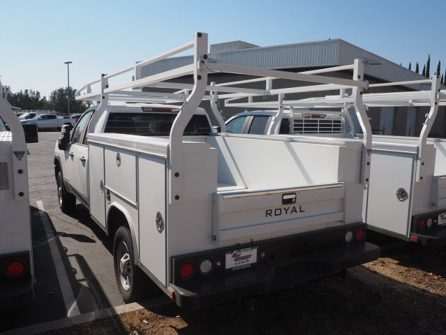 2020 GMC Sierra 2500 Double Cab 4x2, Royal Service Body #24174 - photo 10