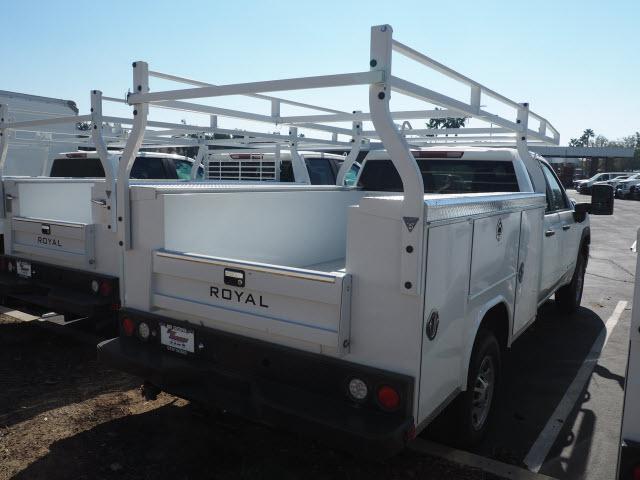 2020 GMC Sierra 2500 Double Cab 4x2, Royal Service Body #24174 - photo 1
