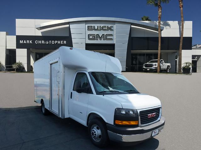 2020 GMC Savana 3500 4x2, Supreme Spartan Cargo Cutaway Van #24261 - photo 1