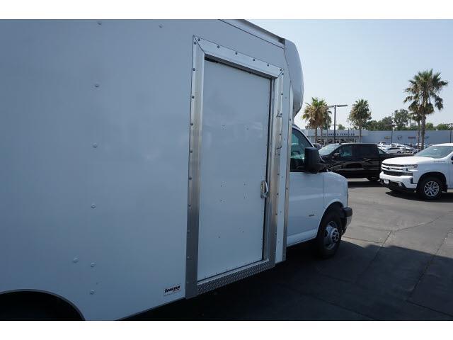 2020 GMC Savana 3500 4x2, Supreme Spartan Cargo Cutaway Van #24261 - photo 10