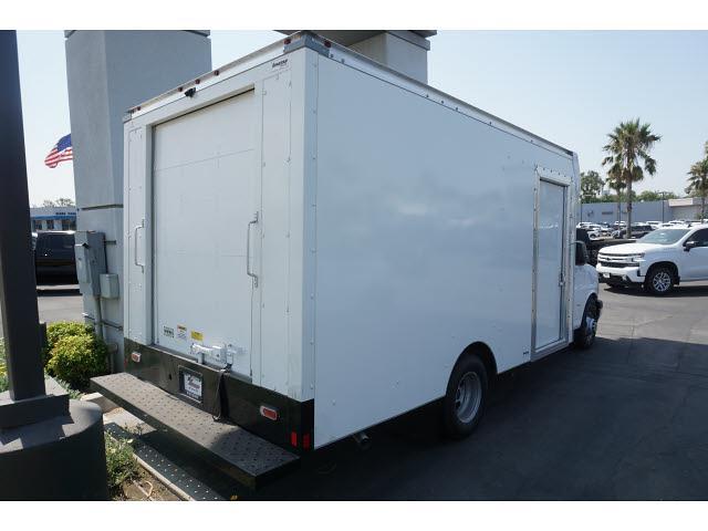 2020 GMC Savana 3500 4x2, Supreme Spartan Cargo Cutaway Van #24261 - photo 2