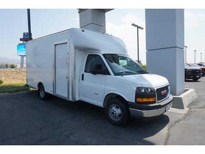 2020 GMC Savana 3500 4x2, Supreme Spartan Cargo Cutaway Van #24261 - photo 11