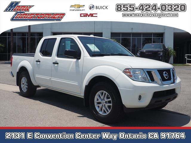 2015 Nissan Frontier 4x2, Pickup #24339A - photo 1