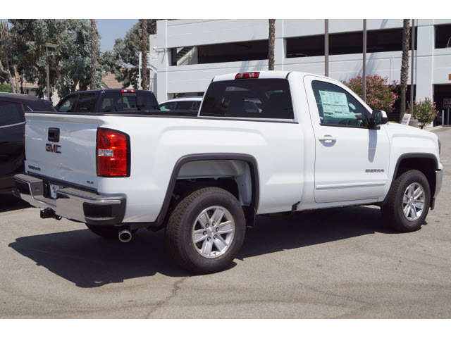 2018 Sierra 1500 Regular Cab, Pickup #45612 - photo 2