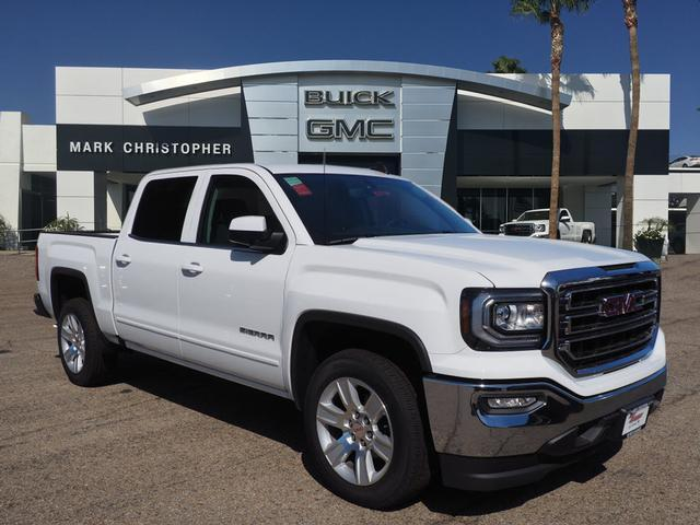 2018 Sierra 1500 Crew Cab 4x2,  Pickup #46182 - photo 1