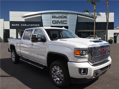 2018 Sierra 2500 Crew Cab 4x4, Pickup #46189 - photo 1
