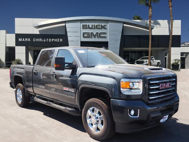2018 Sierra 2500 Crew Cab 4x4,  Pickup #46200 - photo 1