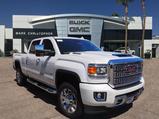 2018 Sierra 2500 Crew Cab 4x4, Pickup #46233 - photo 1