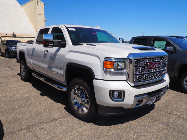 2018 Sierra 2500 Crew Cab 4x4, Pickup #46233 - photo 5