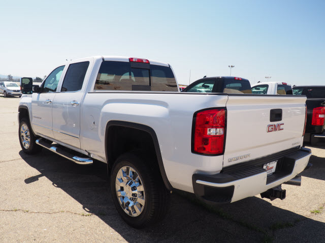 2018 Sierra 2500 Crew Cab 4x4, Pickup #46233 - photo 2