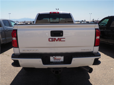 2018 Sierra 2500 Crew Cab 4x4, Pickup #46233 - photo 4