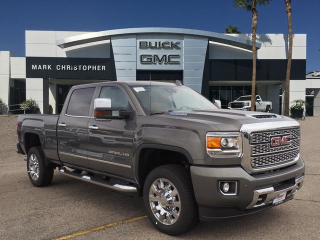 2018 Sierra 2500 Crew Cab 4x4,  Pickup #46274 - photo 1
