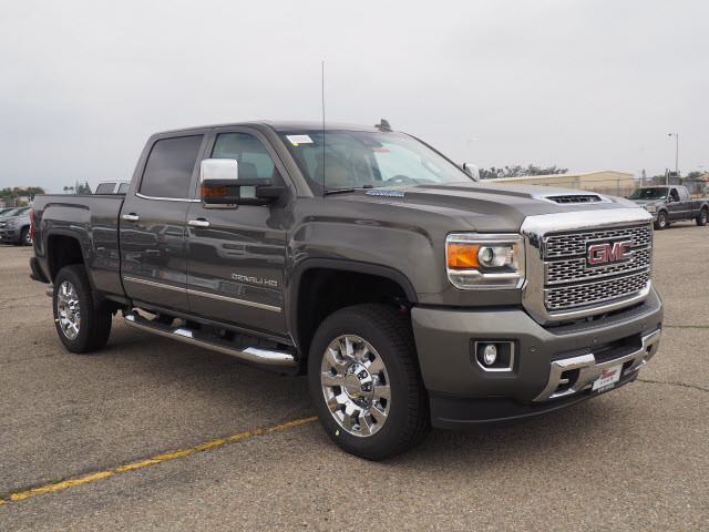 2018 Sierra 2500 Crew Cab 4x4,  Pickup #46274 - photo 6