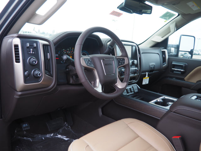 2018 Sierra 2500 Crew Cab 4x4,  Pickup #46274 - photo 9