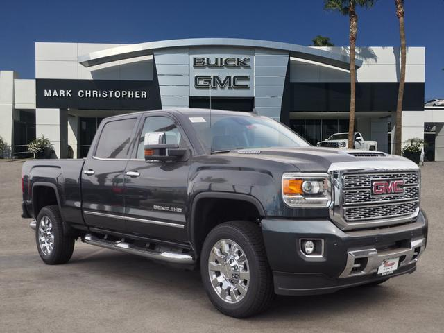 2019 Sierra 2500 Crew Cab 4x4,  Pickup #46796 - photo 1