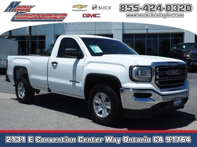 2017 Sierra 1500 Regular Cab 4x2,  Pickup #47284B - photo 1
