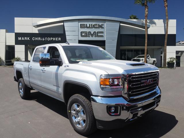 2019 Sierra 2500 Crew Cab 4x4,  Pickup #47343 - photo 1