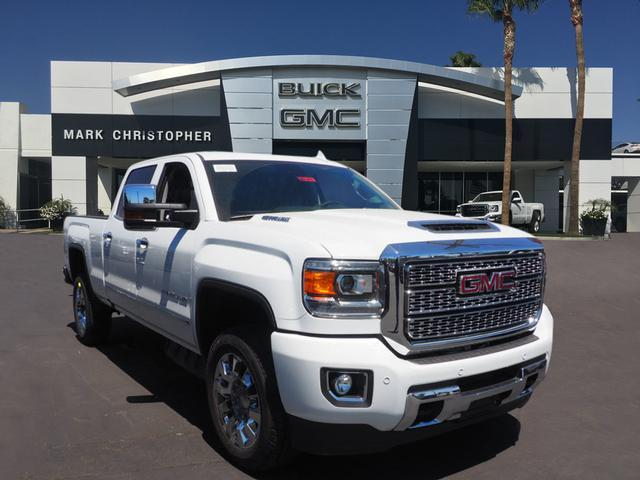 2019 Sierra 2500 Crew Cab 4x4,  Pickup #47369 - photo 1