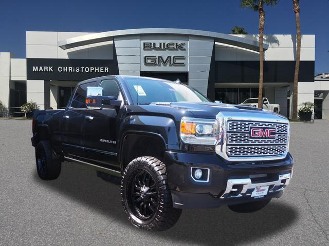 2019 Sierra 2500 Crew Cab 4x4,  Pickup #47410 - photo 1