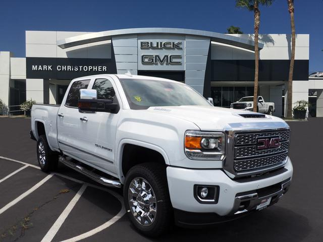 2019 Sierra 2500 Crew Cab 4x4,  Pickup #47432 - photo 1